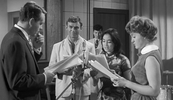 Danger Man - The Actor television review