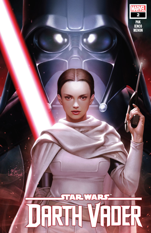 Darth Vader #2 comic review