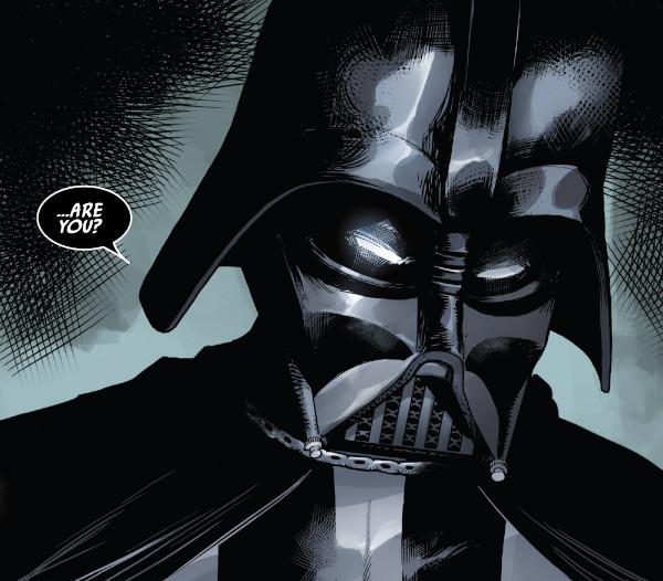 Darth Vader #2 comic review