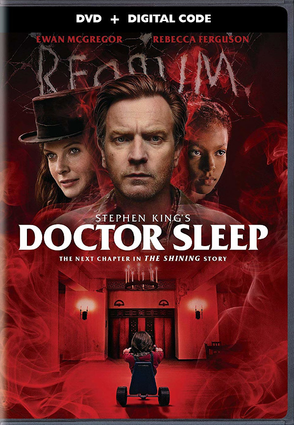 Doctor Sleep DVD review