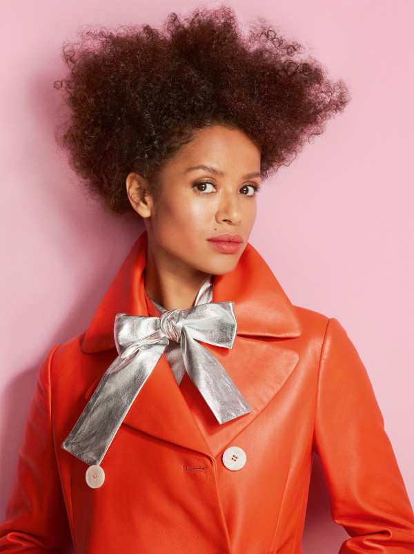 Gugu Mbatha-Raw - Harper's Bazaar UK (April 2020)