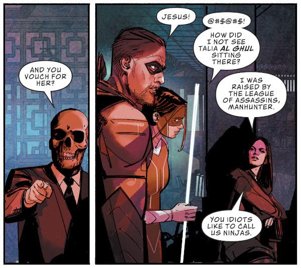 Leviathan Dawn #1 comic review