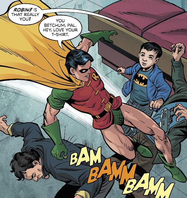 Robin 80th Anniversary 100-Page Super Spectacular