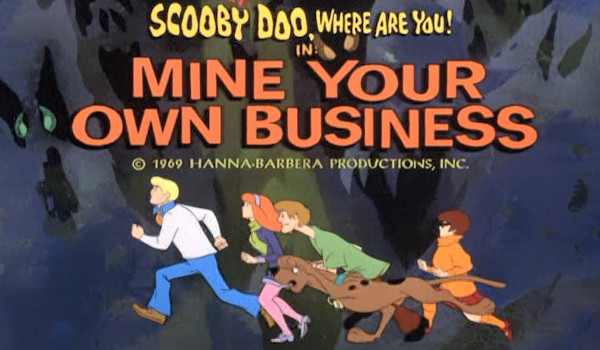 Scooby-Doo! - Mine Your Own Business TV review