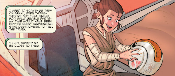 Star Wars Adventures #31 comic review