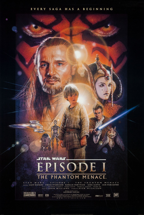 Star Wars - The Phantom Menace movie review
