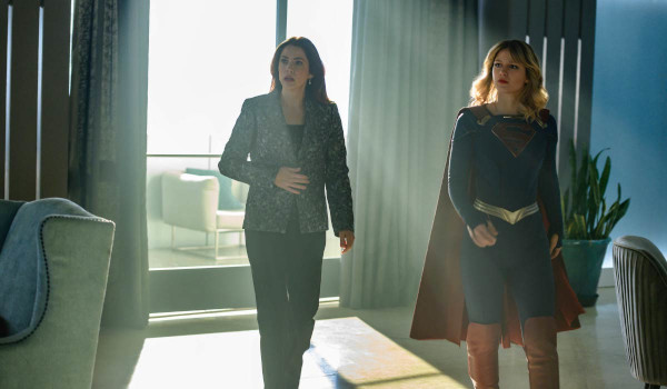 Supergirl - The Bodyguard television review