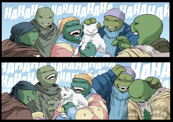 Teenage Mutant Ninja Turtles #104 comic review