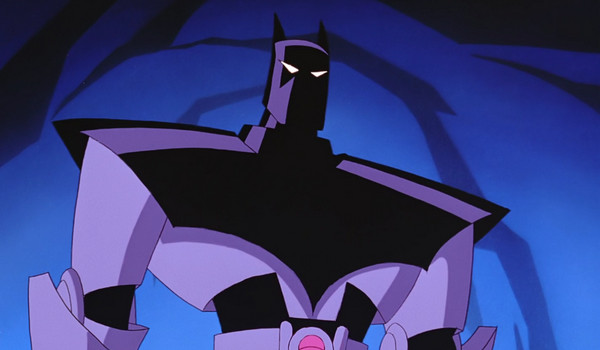 Batman Beyond - Disappearing Inque television review