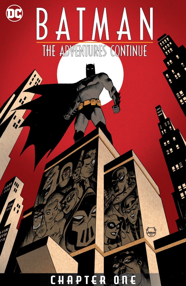 Batman: The Adventures Continue #1 comic review