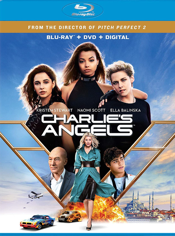 Charlies Angels Blu-ray review