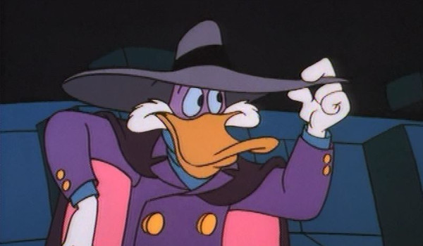 Darkwing Duck - Darkly Dawns the Duck television review