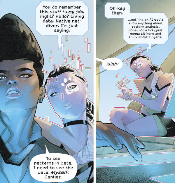 Far Sector #5 comic review