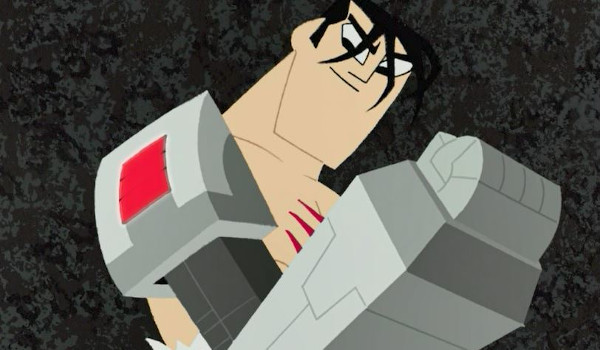 Samurai Jack - Episode XVIII: Jack and the Ultra-robots television review