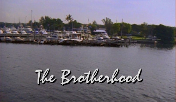 Silk Stalkings - The Brotherhood television review