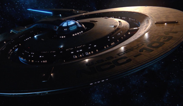 Star Trek: Discovery - Context Is for Kings television review