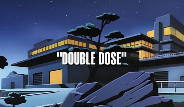 Superman: The Animated Series - Double Dose television review