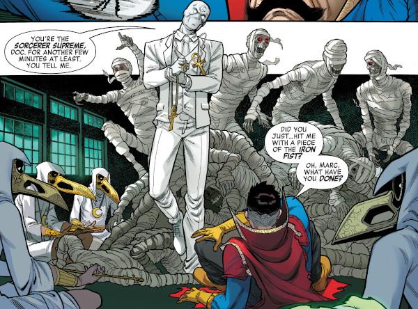 Avengers #33 comic review