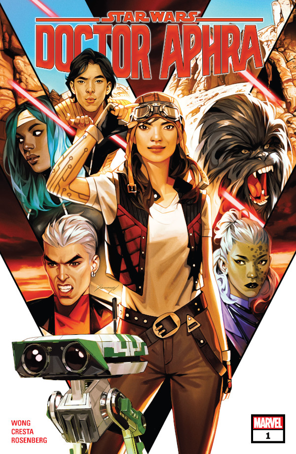 Doctor Aphra #1 comic review
