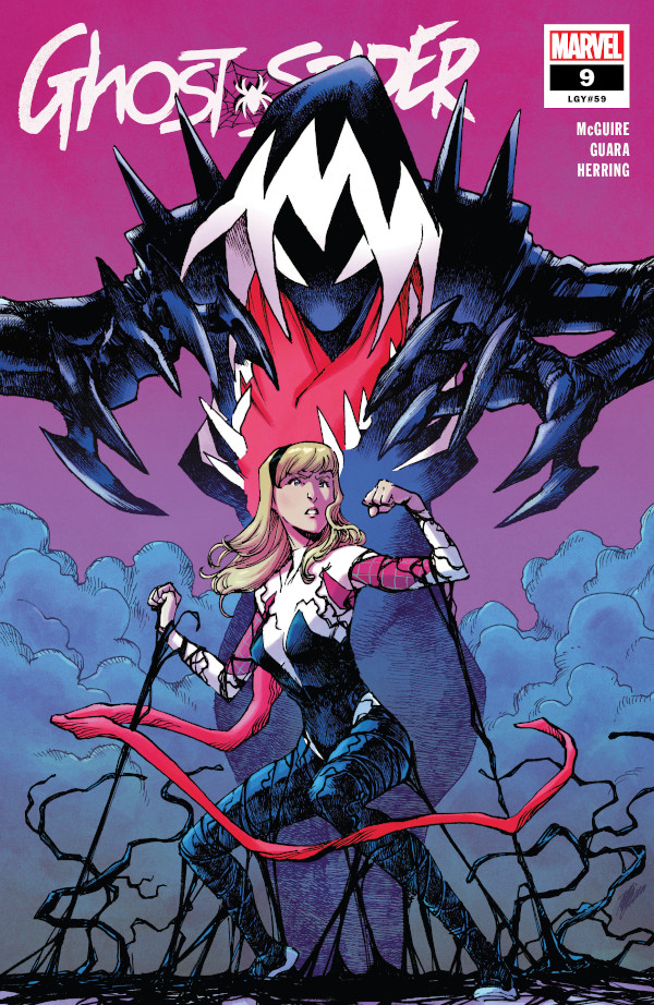 Ghost-Spider #9 comic review