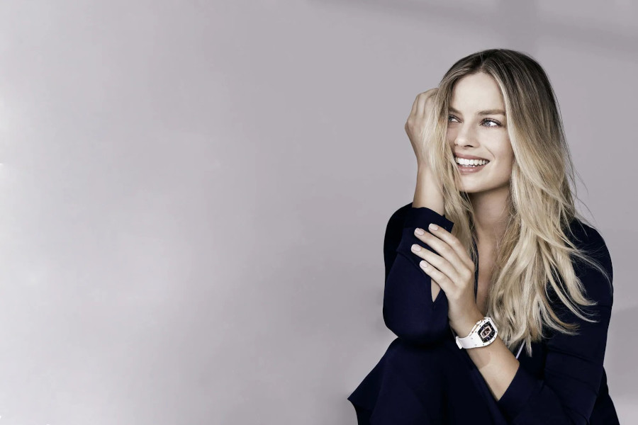 Margot Robbie - Richard Mille (2020)