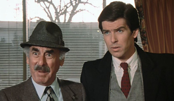 Remington Steele - To Stop a Steele television review