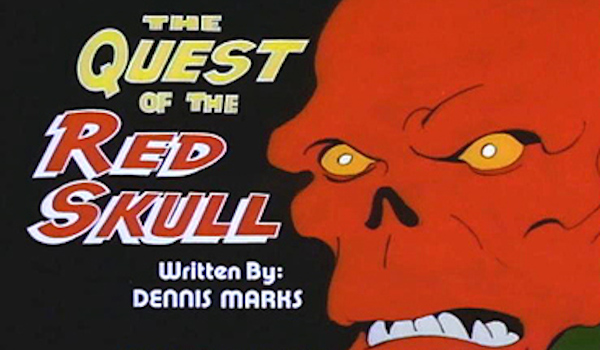 Spider-Man and His Amazing Friends - Quest of the Red Skull television review