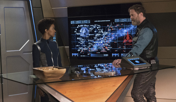 Star Trek: Discovery - Magic to Make the Sanest Man Go Mad television review
