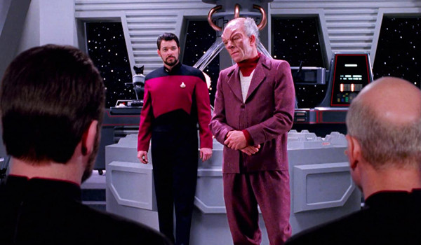 Star Trek: The Next Generation - A Matter of Perspective TV review