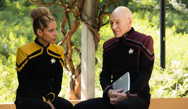Star Trek: Picard - The End Is the Beginning television review