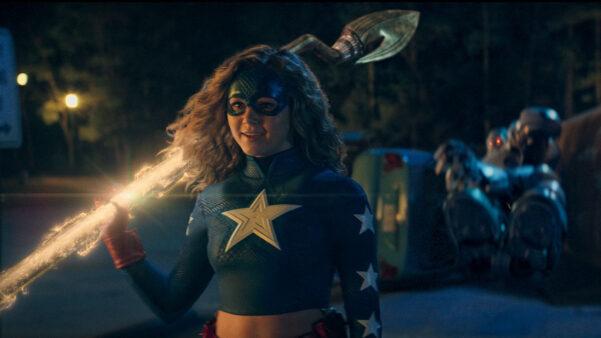 Stargirl - S.T.R.I.P.E. television review