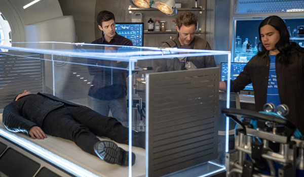 The Flash - Pay the Piper television review