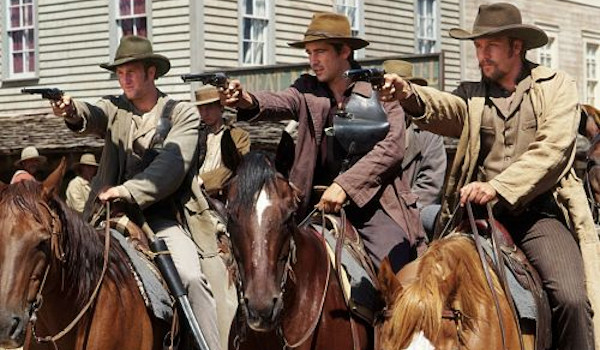 Guilty Pleasure - American Outlaws Blu-ray review