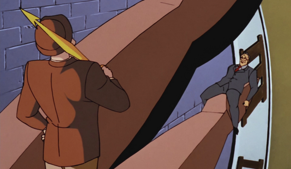 Batman: The Animated Series - The Clock King television review