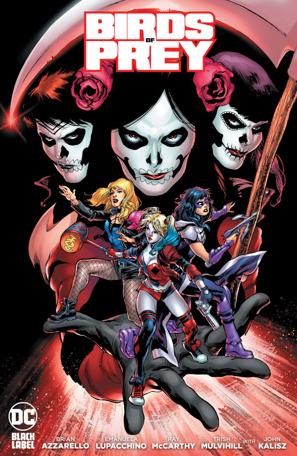 Birds of Prey #1 comics