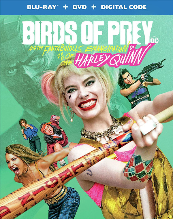Birds of Prey: And the Fantabulous Emancipation of One Harley Quinn Blu-ray review