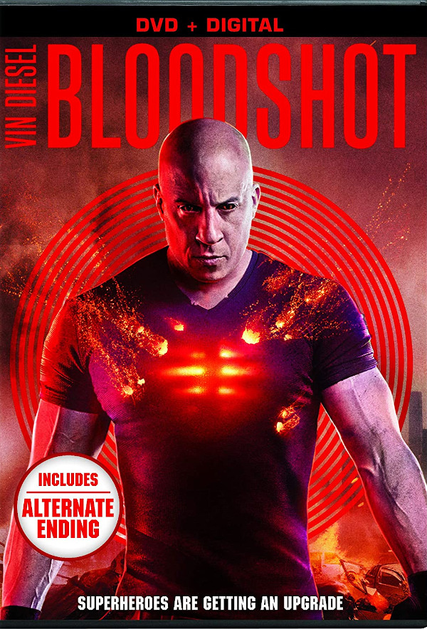Bloodshot DVD review