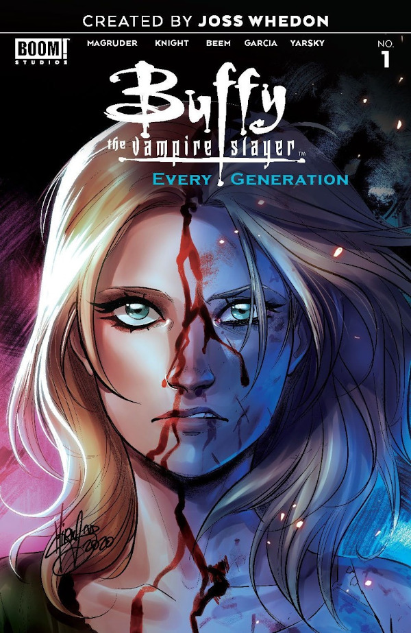 Buffy the Vampire Slayer: Every Generation comic review