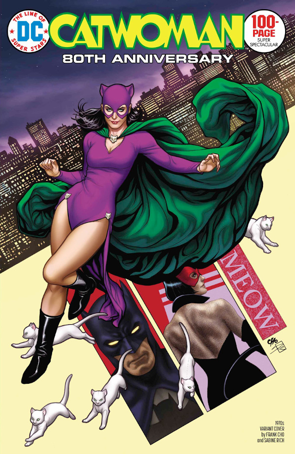 Catwoman 80th Anniversary 100-Page Super Spectacular comic review