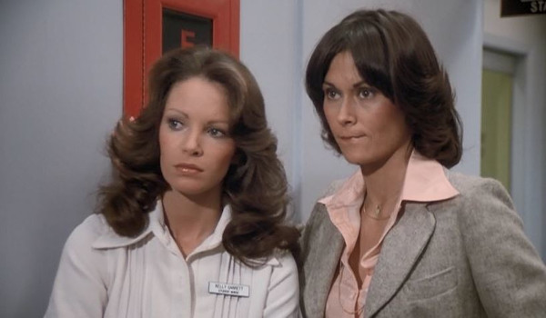 Charlie's Angels - Terror on Ward One television review
