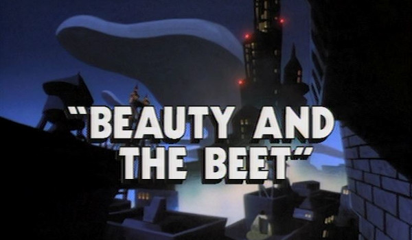 Darkwing Duck - Beauty and the Beet television review