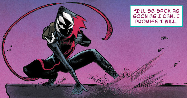 Ghost-Spider #10 comic review
