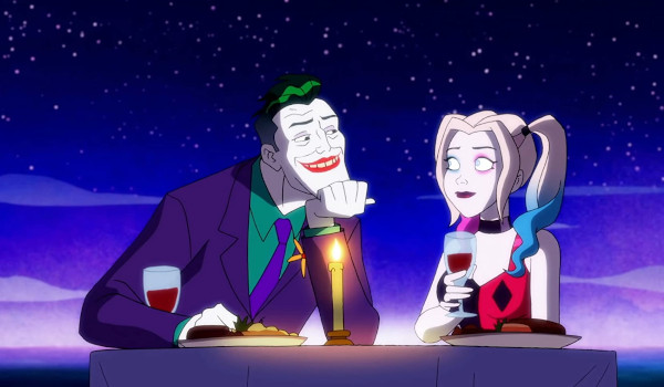 Harley Quinn - A Seat At The Table television review