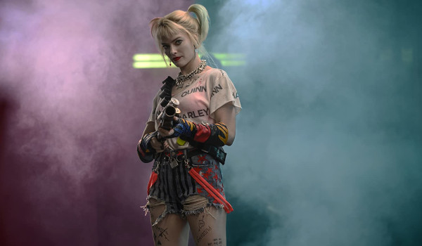 Birds of Prey: And the Fantabulous Emancipation of One Harley Quinn review