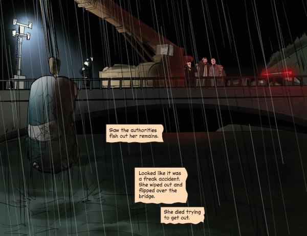 Nancy Drew & The Hardy Boys: The Death of Nancy Drew #1 comic review