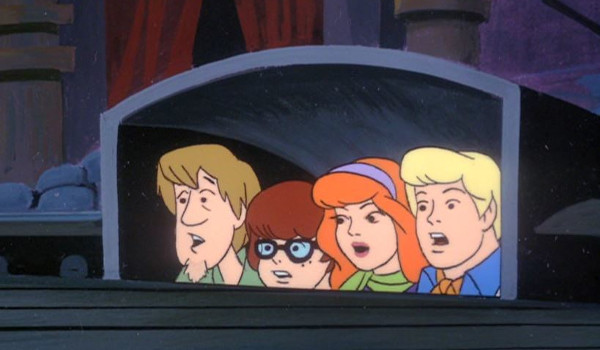 Scooby-Doo! - The Backstage Rage television review