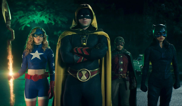 Stargirl - The Justice Society television review