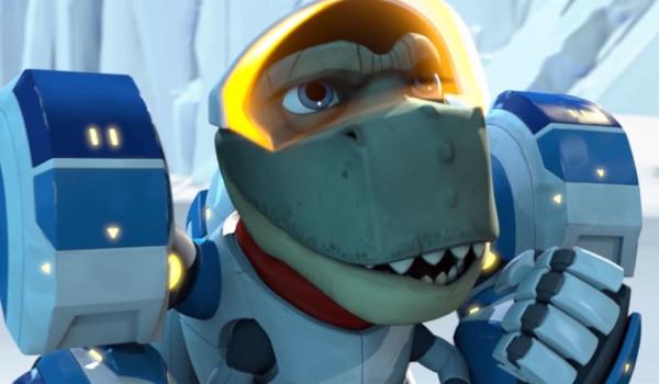 Super Dinosaur - Rise of the Shark Men TV review