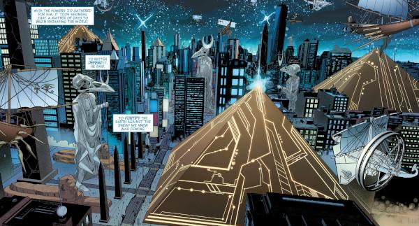 Avengers #34 comic review