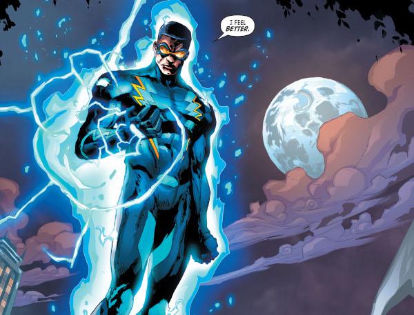 Batman & the Outsiders #14 comic review